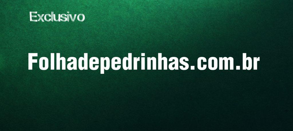 Site Folha de Pedrinhas - Matéria Exclusivas