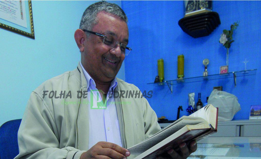 """Dom Azevedo """"Quero recordar Dom José Benedito Simão, que serviu esta diocese e nela entregou sua vida ao Senhor'"""